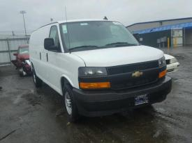 Salvage Chevrolet EXPRESS