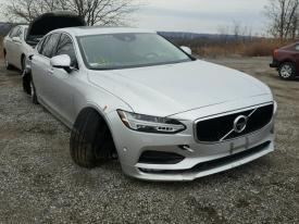 Salvage Volvo S90